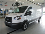 2017 Transit 250 Medium Roof Cargo Van #17D917 - photo 1