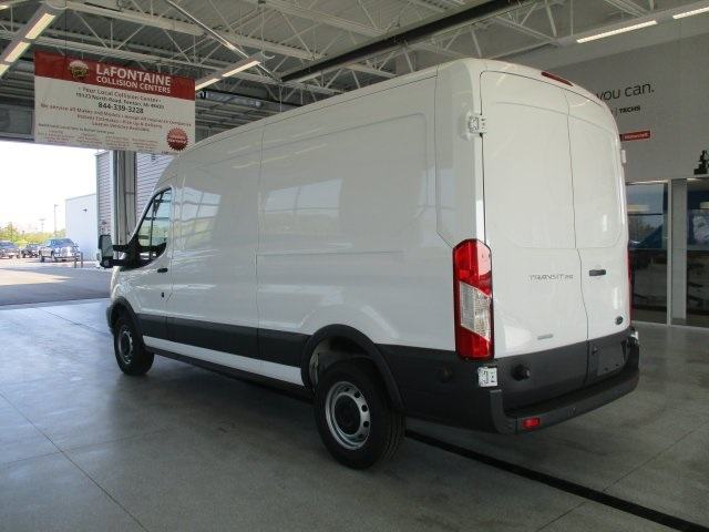 2017 Transit 250 Medium Roof Cargo Van #17D943 - photo 7