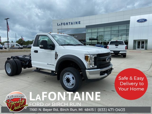 2019 Ford F-550 Regular Cab DRW 4x2, Cab Chassis #19D791 - photo 1