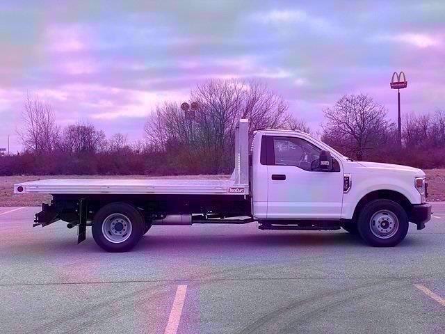 2020 F-350 Regular Cab DRW 4x2,  TruckCraft Platform Body #20DC071 - photo 2