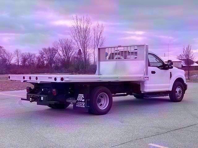 2020 F-350 Regular Cab DRW 4x2,  TruckCraft Platform Body #20DC071 - photo 14