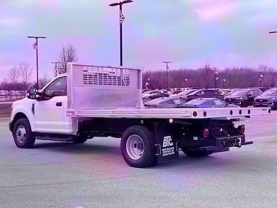 2020 F-350 Regular Cab DRW 4x2,  TruckCraft Platform Body #20DC071 - photo 3