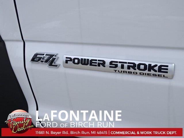 2021 Ford F-450 Regular Cab DRW 4x4, TruckCraft Dump Body #21DC012 - photo 1