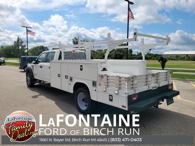 2021 Ford F-550 Crew Cab DRW 4x4, Knapheide Combo Body #21DC078 - photo 1