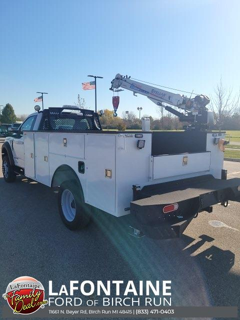 2021 F-450 Regular Cab DRW 4x4,  CM Truck Beds SB Model Mechanics Body #21DC080 - photo 2