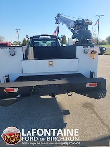 2021 F-450 Regular Cab DRW 4x4,  CM Truck Beds SB Model Mechanics Body #21DC080 - photo 4
