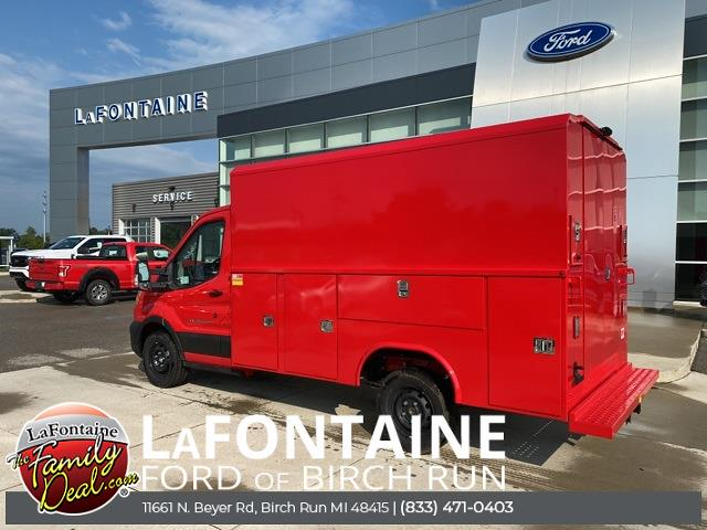2021 Ford Transit 350 Low Roof 4x2, Reading Service Utility Van #21DC112 - photo 1