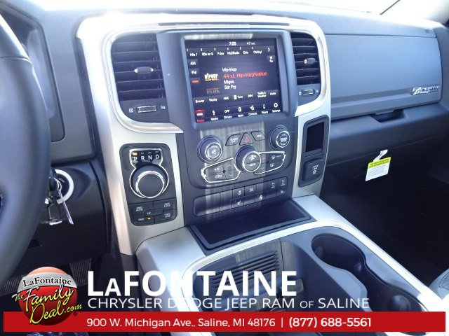 2018 Ram 1500 Crew Cab 4x4, Pickup #18S1308 - photo 6