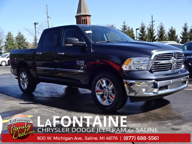 2018 Ram 1500 Crew Cab 4x4, Pickup #18S1517 - photo 1