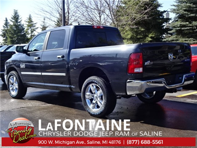 2018 Ram 1500 Crew Cab 4x4, Pickup #18S1517 - photo 2