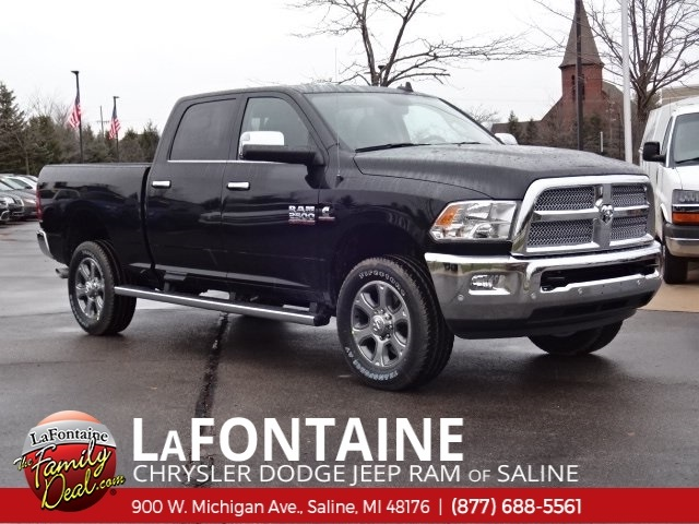 2018 Ram 2500 Crew Cab 4x4,  Pickup #18S2409 - photo 16