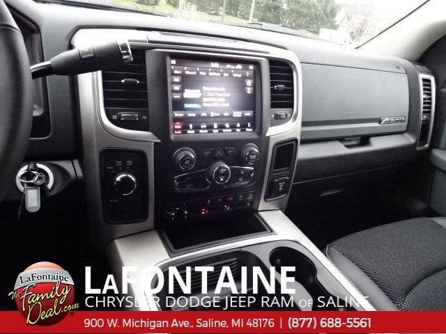 2018 Ram 2500 Crew Cab 4x4,  Pickup #18S2409 - photo 29