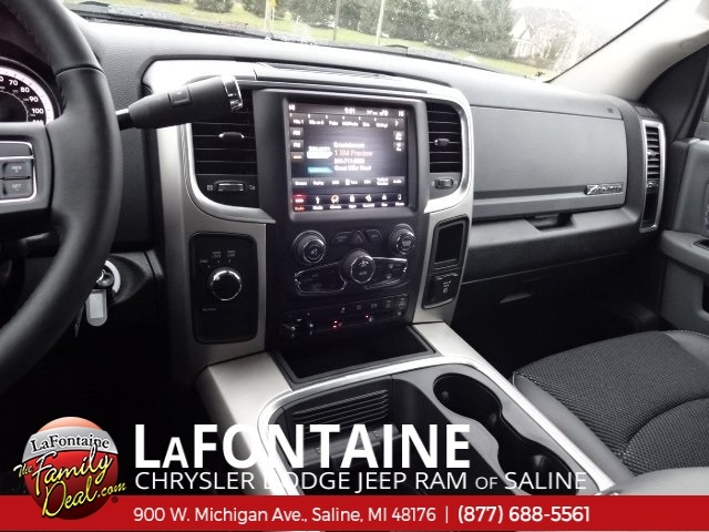 2018 Ram 2500 Crew Cab 4x4,  Pickup #18S2409 - photo 40