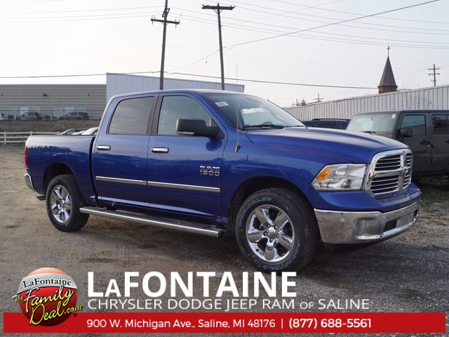 2018 Ram 1500 Crew Cab 4x4 Pickup #18S368 - photo 3