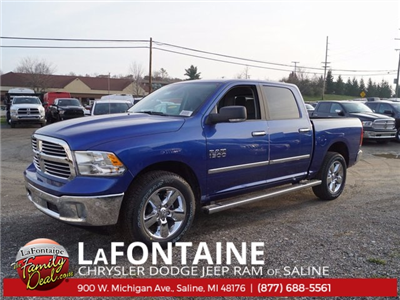 2018 Ram 1500 Crew Cab 4x4 Pickup #18S368 - photo 1