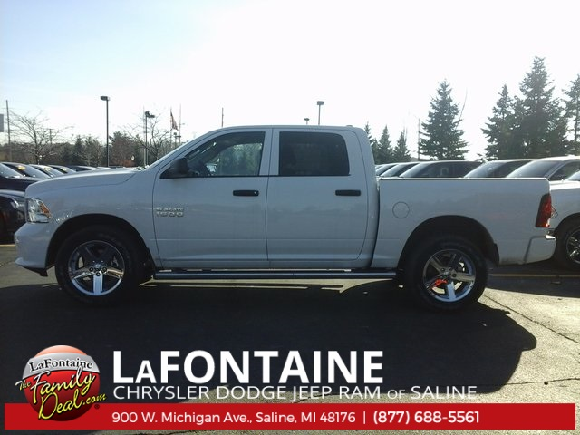 2018 Ram 1500 Crew Cab 4x4 Pickup #18S392 - photo 5