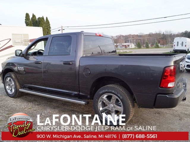 2018 Ram 1500 Crew Cab 4x4 Pickup #18S393 - photo 2