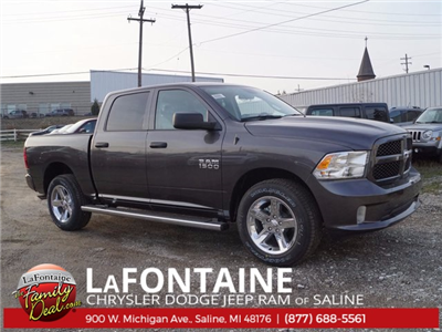 2018 Ram 1500 Crew Cab 4x4 Pickup #18S393 - photo 3