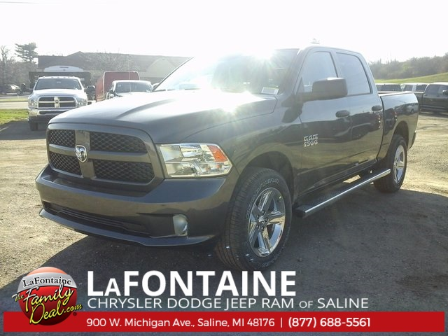 2018 Ram 1500 Crew Cab 4x4 Pickup #18S409 - photo 8