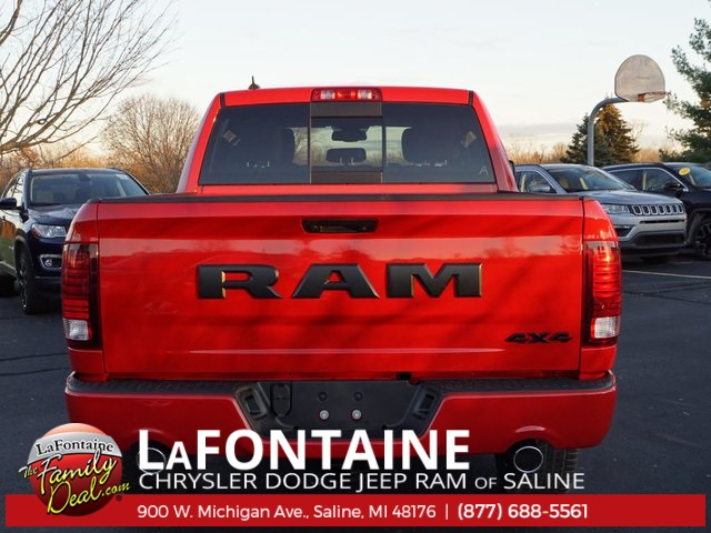 2018 Ram 1500 Crew Cab 4x4, Pickup #18S458 - photo 3