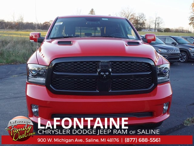 2018 Ram 1500 Crew Cab 4x4 Pickup #18S458 - photo 6