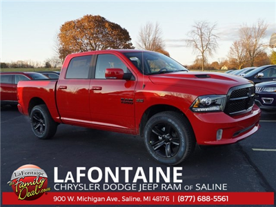 2018 Ram 1500 Crew Cab 4x4 Pickup #18S458 - photo 1