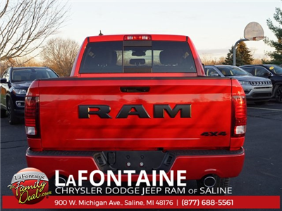 2018 Ram 1500 Crew Cab 4x4 Pickup #18S458 - photo 3