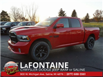 2018 Ram 1500 Crew Cab 4x4, Pickup #18S458 - photo 5