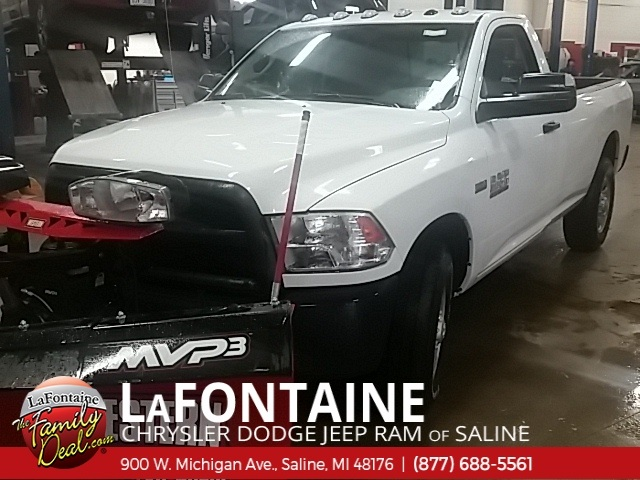 2018 Ram 2500 Regular Cab 4x4,  Pickup #18S470 - photo 8