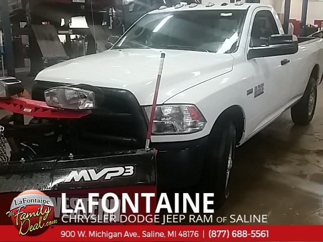 2018 Ram 2500 Regular Cab 4x4,  Pickup #18S470 - photo 15