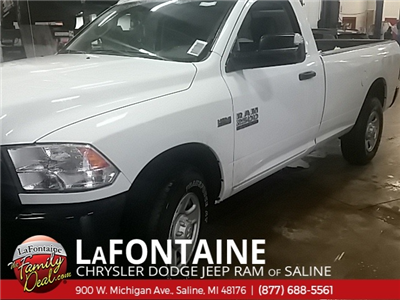 2018 Ram 2500 Regular Cab 4x4,  Pickup #18S470 - photo 11