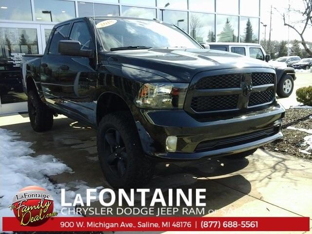 2018 Ram 1500 Crew Cab 4x4, Pickup #18S896 - photo 3