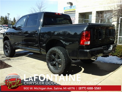2018 Ram 1500 Crew Cab 4x4, Pickup #18S896 - photo 2