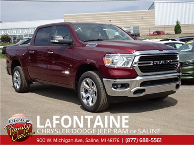 2019 Ram 1500 Crew Cab 4x4,  Pickup #19S130 - photo 1