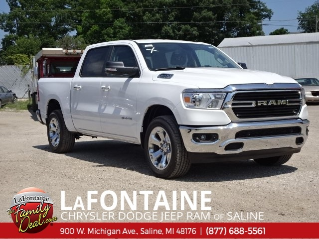 2019 Ram 1500 Crew Cab 4x4,  Pickup #19S135 - photo 1