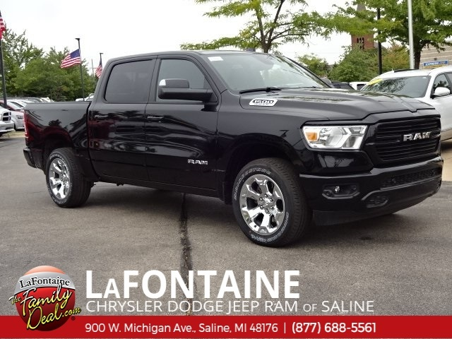 2019 Ram 1500 Crew Cab 4x4,  Pickup #19S211 - photo 18
