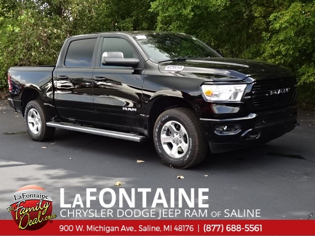 2019 Ram 1500 Crew Cab 4x4,  Pickup #19S241 - photo 1