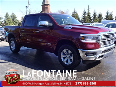 2019 Ram 1500 Crew Cab 4x4, Pickup #19S27 - photo 1