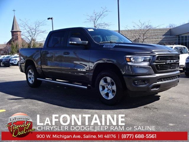 2019 Ram 1500 Crew Cab 4x4, Pickup #19S41 - photo 1