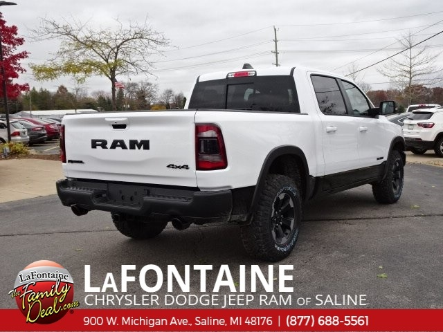 2019 Ram 1500 Crew Cab 4x4,  Pickup #19S487 - photo 2