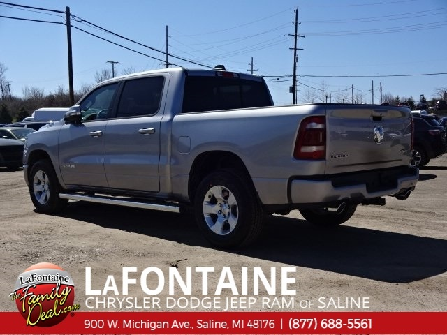 2019 Ram 1500 Crew Cab 4x4,  Pickup #19S54 - photo 2