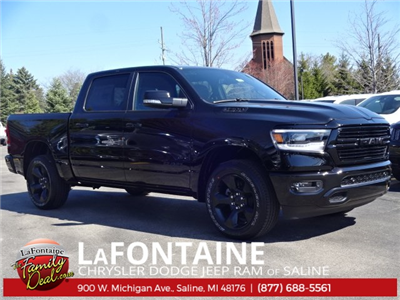 2019 Ram 1500 Crew Cab 4x4, Pickup #19S57 - photo 1