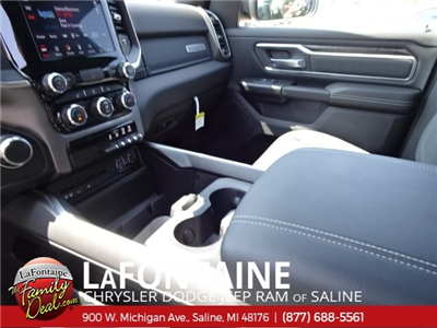 2019 Ram 1500 Crew Cab 4x4,  Pickup #19S84 - photo 12