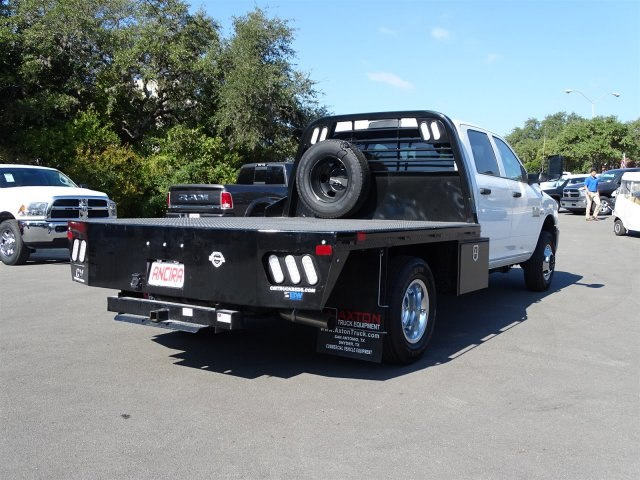 2018 Ram 3500 Crew Cab DRW 4x4 Platform Body #B100695 - photo 7