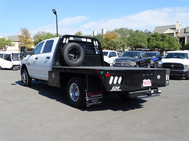 2018 Ram 3500 Crew Cab DRW 4x4 Platform Body #B100695 - photo 2
