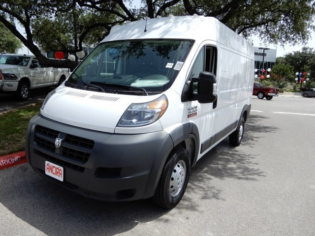 2018 ProMaster 1500 High Roof FWD,  Empty Cargo Van #B102360 - photo 3