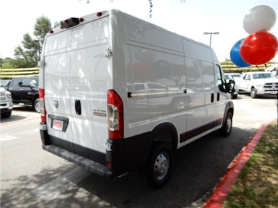 2018 ProMaster 1500 High Roof FWD,  Empty Cargo Van #B102360 - photo 4