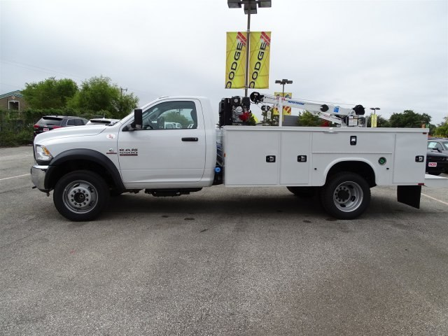 2018 Ram 5500 Regular Cab DRW Mechanics Body #B103127 - photo 3