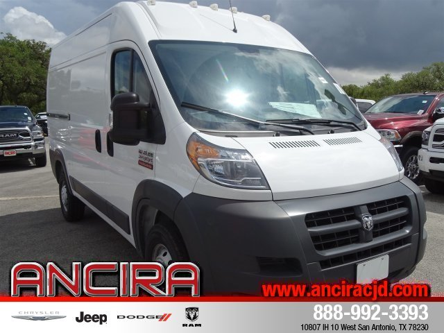 2018 ProMaster 2500 High Roof FWD,  Empty Cargo Van #B107178 - photo 6