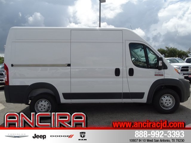 2018 ProMaster 2500 High Roof FWD,  Empty Cargo Van #B107178 - photo 3